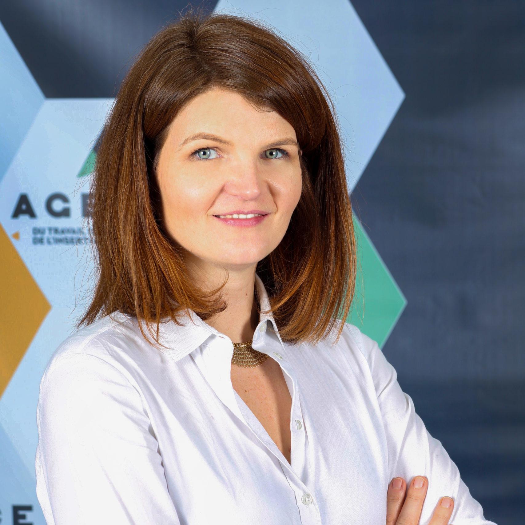 Jessica Vonderscher - Cheffe du service du TIG