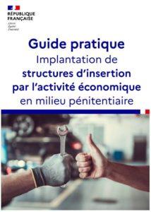 guide pratique IAE en détention